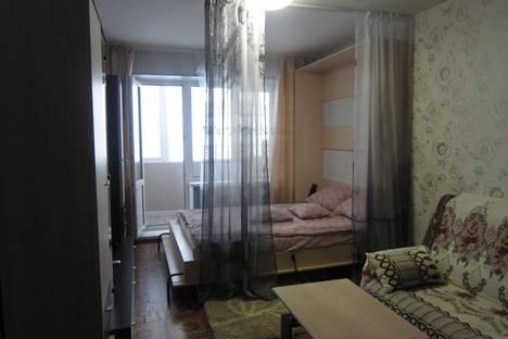 Сдается 1-комнатная квартира посуточно в Киришах, Ленинградская область,улица Строителей 44.
