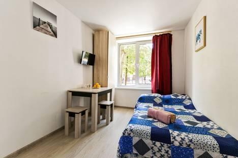 Сдается 1-комнатная квартира посуточно в Москве, улица Зеленодольская, 29к1.