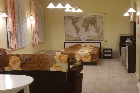 Сдается 1-комнатная квартира посуточно в Коряжме, Архангельской обл.,ул.Театральная,д.13.