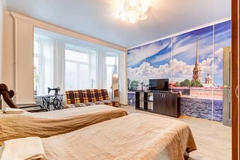 Сдается 2-комнатная квартира посуточно, Московский проспект, 195.