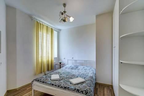 Сдается 2-комнатная квартира посуточно в Санкт-Петербурге, проспект Космонавтов, 23 корпус 1.