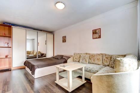 Сдается 1-комнатная квартира посуточно в Санкт-Петербурге, Ломаная улица, 6.