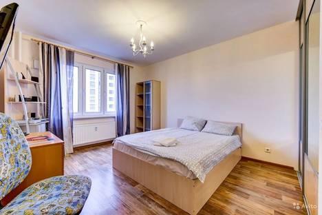 Сдается 1-комнатная квартира посуточно, Дунайский пр-кт, 14к1.