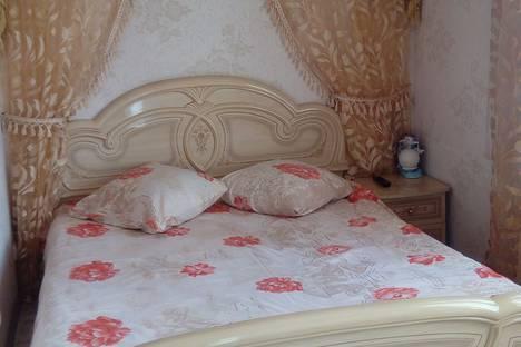 Сдается 4-комнатная квартира посуточно в Шерегеше, улица Гагарина, 4.