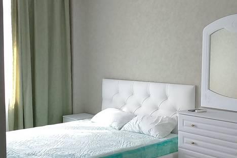 Сдается 2-комнатная квартира посуточно в Адлере, Большой Сочи, Набережная улица, 4.