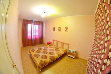 Сдается 2-комнатная квартира посуточно в Кемерове, улица Соборная, 5.