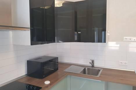 Сдается 1-комнатная квартира посуточно в Жуковском, улица Амет-хан Султана, 15 корпус 2.