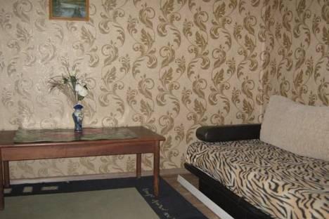 Сдается 1-комнатная квартира посуточнов Дзержинске, ул.Циолковского, 12.