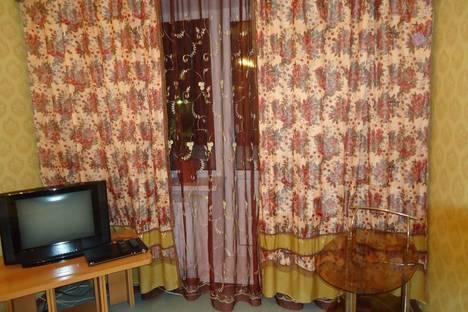 Сдается 1-комнатная квартира посуточнов Минусинске, Торговая, 26.