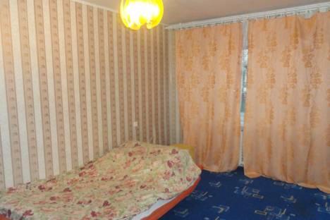 Сдается 1-комнатная квартира посуточно, пр-т Чайковского, 31.