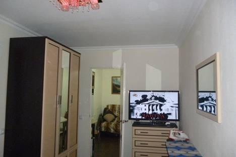 Сдается 2-комнатная квартира посуточно в Кисловодске, Кольцова, 24.