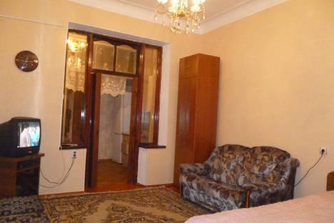 Сдается 1-комнатная квартира посуточно в Кисловодске, Первомайский пр-т, 7.