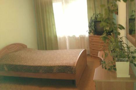 Сдается 1-комнатная квартира посуточно в Иркутске, проспект Маршала Жукова, 92.