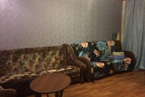 Сдается 1-комнатная квартира посуточнов Дзержинске, переулок Учебный 9.