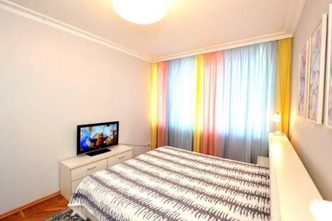 Сдается 3-комнатная квартира посуточно в Волгограде, проспект В.И.Ленина, д.6.