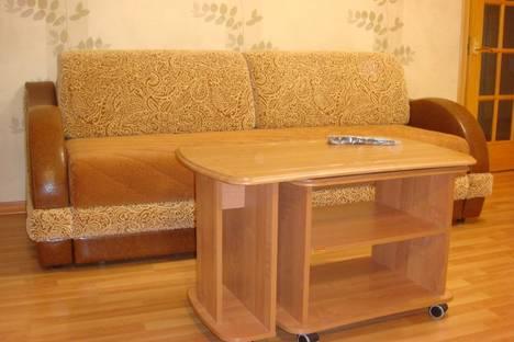 Сдается 2-комнатная квартира посуточнов Магадане, п-кт ленина 18а.