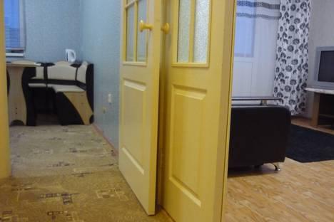 Сдается 1-комнатная квартира посуточнов Воронеже, Бульвар Победы,48а.