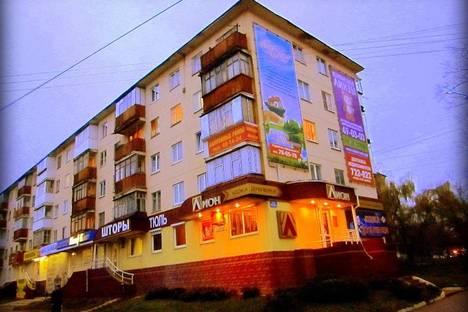Сдается 2-комнатная квартира посуточно в Орле, ул. Комсомольская, д.120.