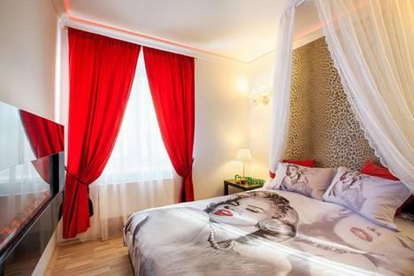 Сдается 1-комнатная квартира посуточно в Екатеринбурге, Союзная,4.