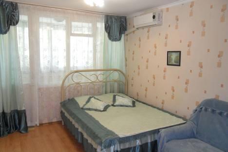 Сдается 1-комнатная квартира посуточно в Сочи, ул. Карла Либкнехта дом №13.