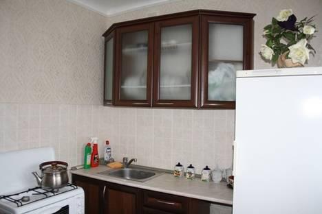 Сдается 1-комнатная квартира посуточно, проспект Октябрьский д.25.