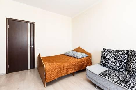 Сдается 1-комнатная квартира посуточнов Казани, Чуйкова 62.
