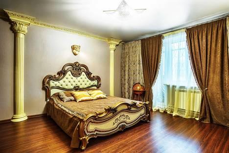 Сдается 1-комнатная квартира посуточно в Челябинске, Комсомольский проспект, 45.