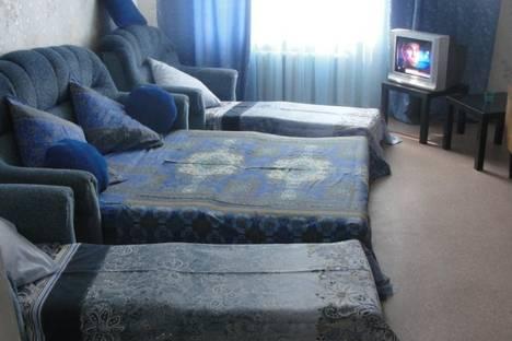 Сдается 1-комнатная квартира посуточно в Нижнем Тагиле, пр.Строителей 24.