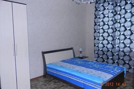 Сдается 2-комнатная квартира посуточнов Новокузнецке, пр. Металлургов 49.