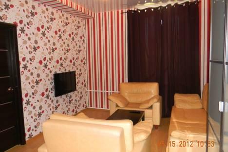 Сдается 2-комнатная квартира посуточнов Новокузнецке, пр. Металлургов 39.