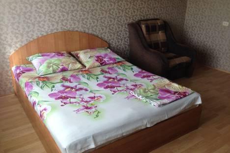 Сдается 3-комнатная квартира посуточно, проспект Строителей, 67.
