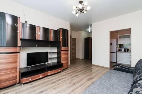 Сдается 2-комнатная квартира посуточно, улица Шевченко, 25.