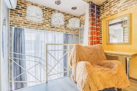 Сдается 2-комнатная квартира посуточно в Москве, Автозаводская улица, 23 корпус 7.