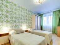 Сдается посуточно 2-комнатная квартира в Санкт-Петербурге. 64 м кв. Российский проспект, 8