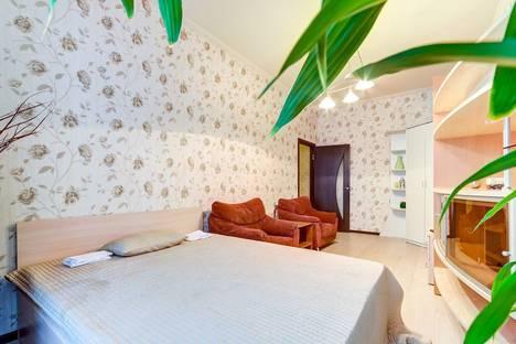 Сдается 2-комнатная квартира посуточно, Варшавская улица, 112к1.