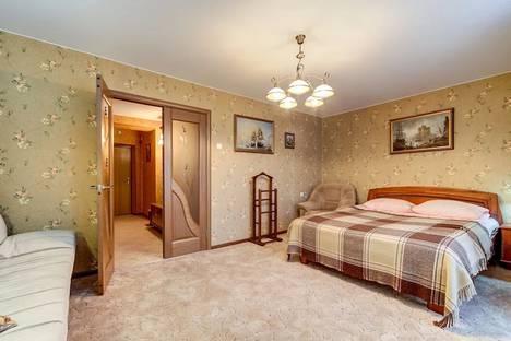 Сдается 2-комнатная квартира посуточно в Санкт-Петербурге, улица Коллонтай, 19к3.