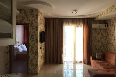 Сдается 2-комнатная квартира посуточно в Тбилиси, Церетели.улица Метревели 4.