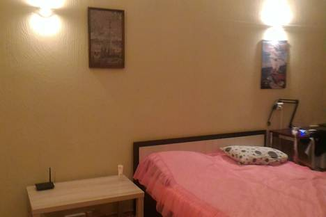Сдается 3-комнатная квартира посуточно, проспект Ленина,78.