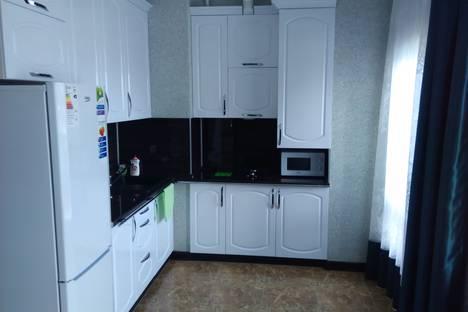 Сдается 1-комнатная квартира посуточно в Адлере, Большой Сочи, улица Просвещения, 167.