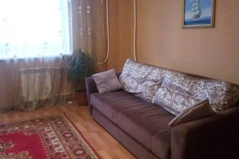 Сдается 1-комнатная квартира посуточно в Нижнем Тагиле, улица Красноармейская, 74.