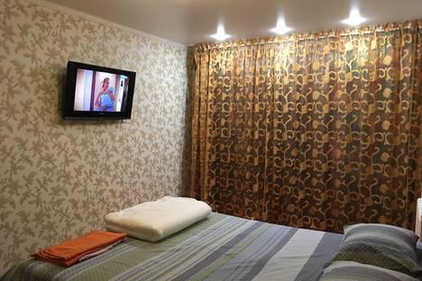 Сдается 1-комнатная квартира посуточно в Павлодаре, улица Академика Шафика Чокина, 42.