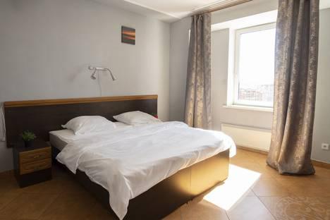 Сдается 1-комнатная квартира посуточно в Екатеринбурге, Московская улица, 66.