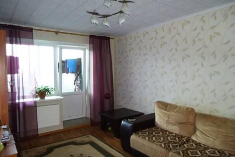 Сдается 2-комнатная квартира посуточно в Великом Устюге, улица Сахарова, 53.