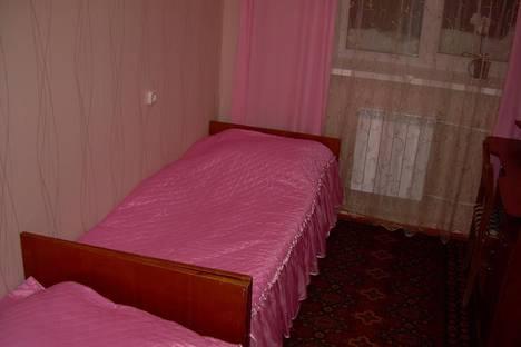 Сдается 3-комнатная квартира посуточно в Шерегеше, улица Гагарина, 18.