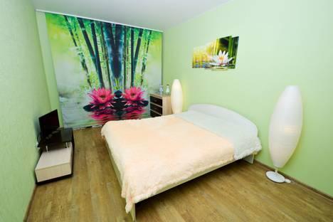 Сдается 1-комнатная квартира посуточно в Екатеринбурге, улица Фрезеровщиков, 5.
