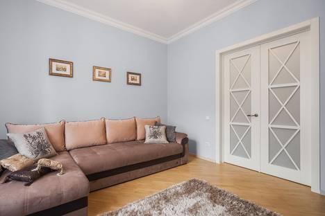 Сдается 2-комнатная квартира посуточно в Минске, проспект Независимости 23.