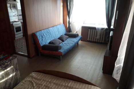 Сдается 1-комнатная квартира посуточно в Казани, переулок Кирова, 5.