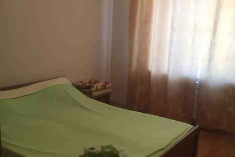 Сдается 1-комнатная квартира посуточно в Нальчике, улица А.А. Кадырова 24.