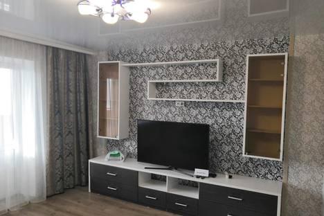 Сдается 1-комнатная квартира посуточно, улица Николая Федорова 17/1.