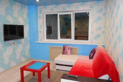 Сдается 1-комнатная квартира посуточно, улица Буркова.